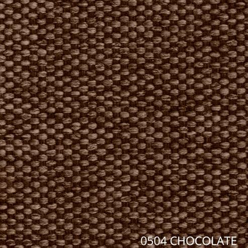 Ткань АЗУР - цвет шоколад