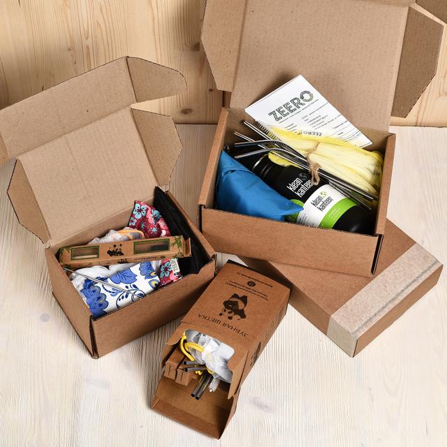 Упаковка заказов ZEERO