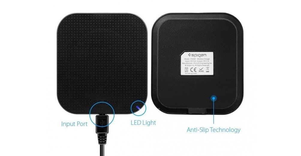 Spigen Essential® F302W Wireless (5W)