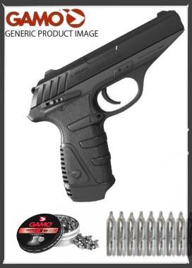 Пневматически пистолет Gamo