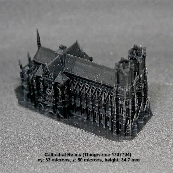 3D-принтер для смолы №2: Mono1