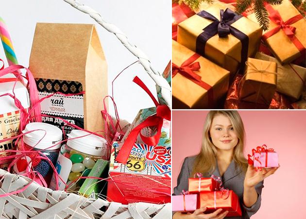 Подарки своими руками на Новый год
