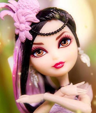 кукла Дачес Свон, Ever After High