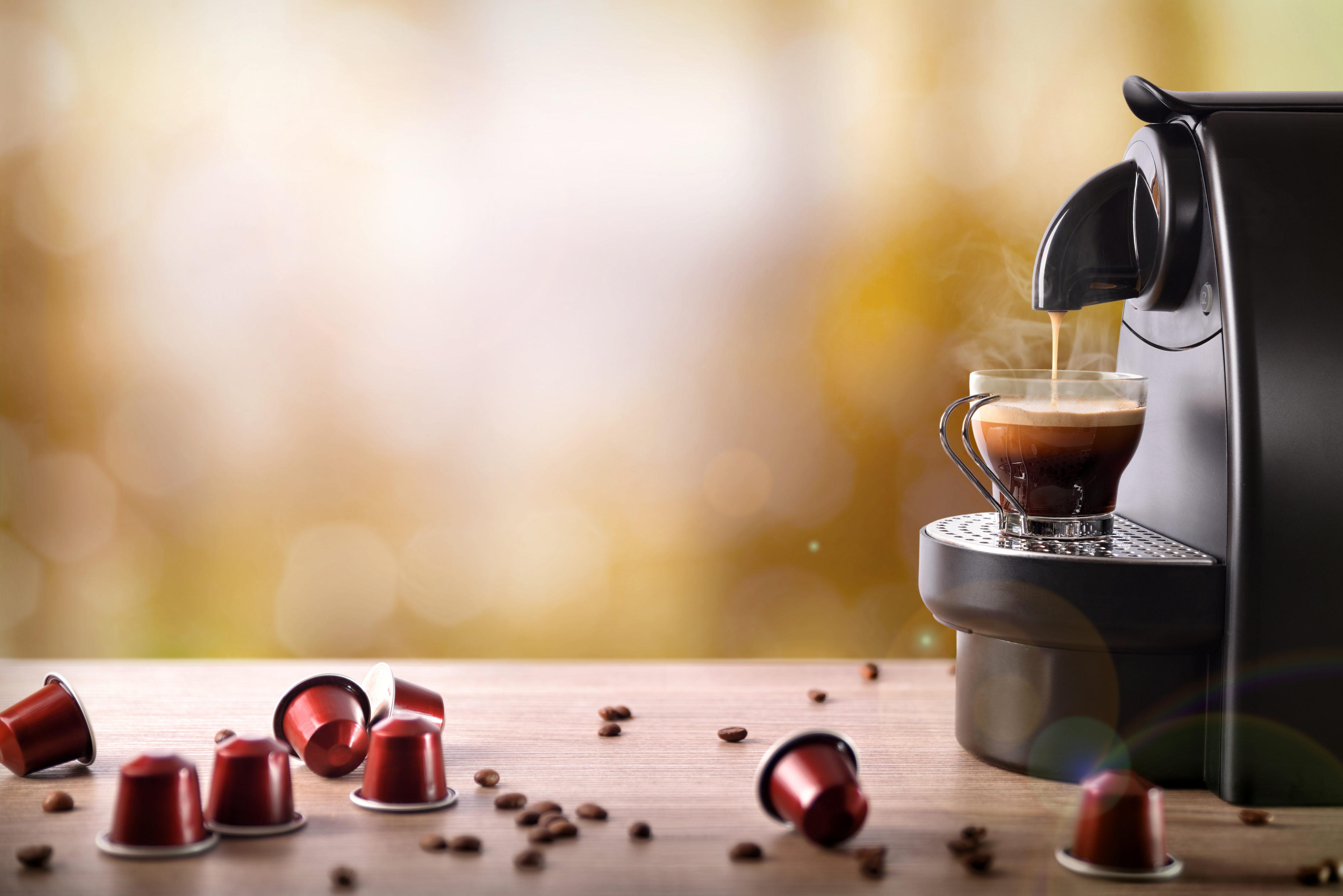 Кофе в капсулах для кофемашин Nespresso