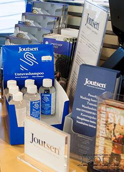 Шампунь Joutsen для стирки пуховых изделий