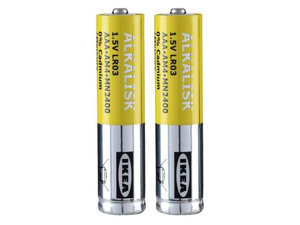 батарейки икеа