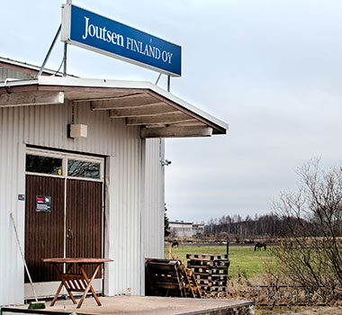 На фабрике Joutsen в Рийхимяки
