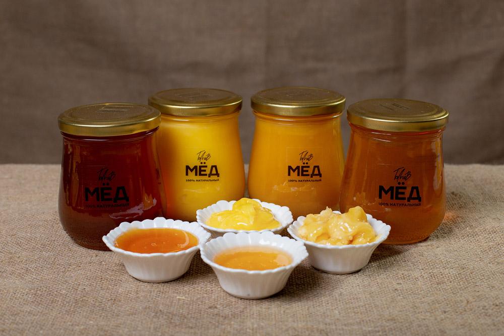 способ проверить мёд