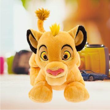Игрушка Симба плюшевый - Король Лев от Дисней