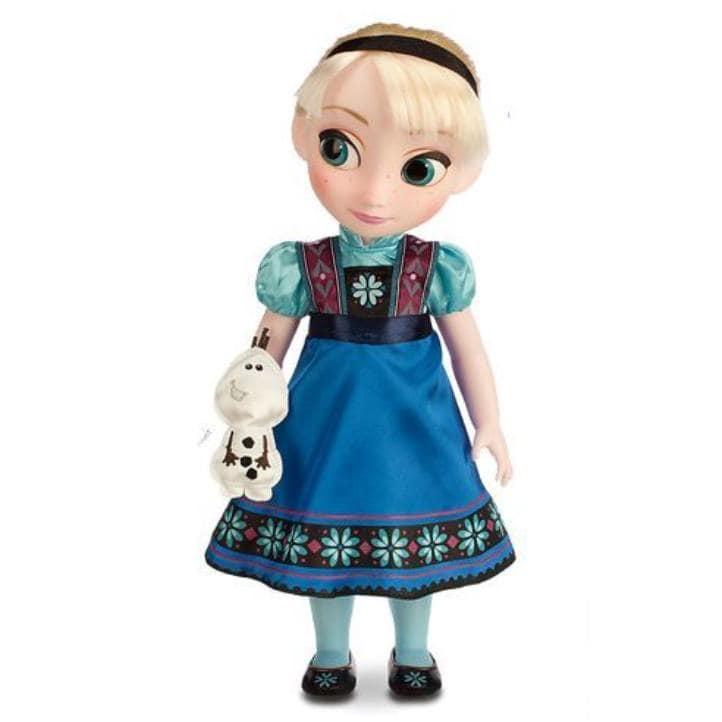 куколка Эльза из Холодное сердце от Дисней, Аниматорз