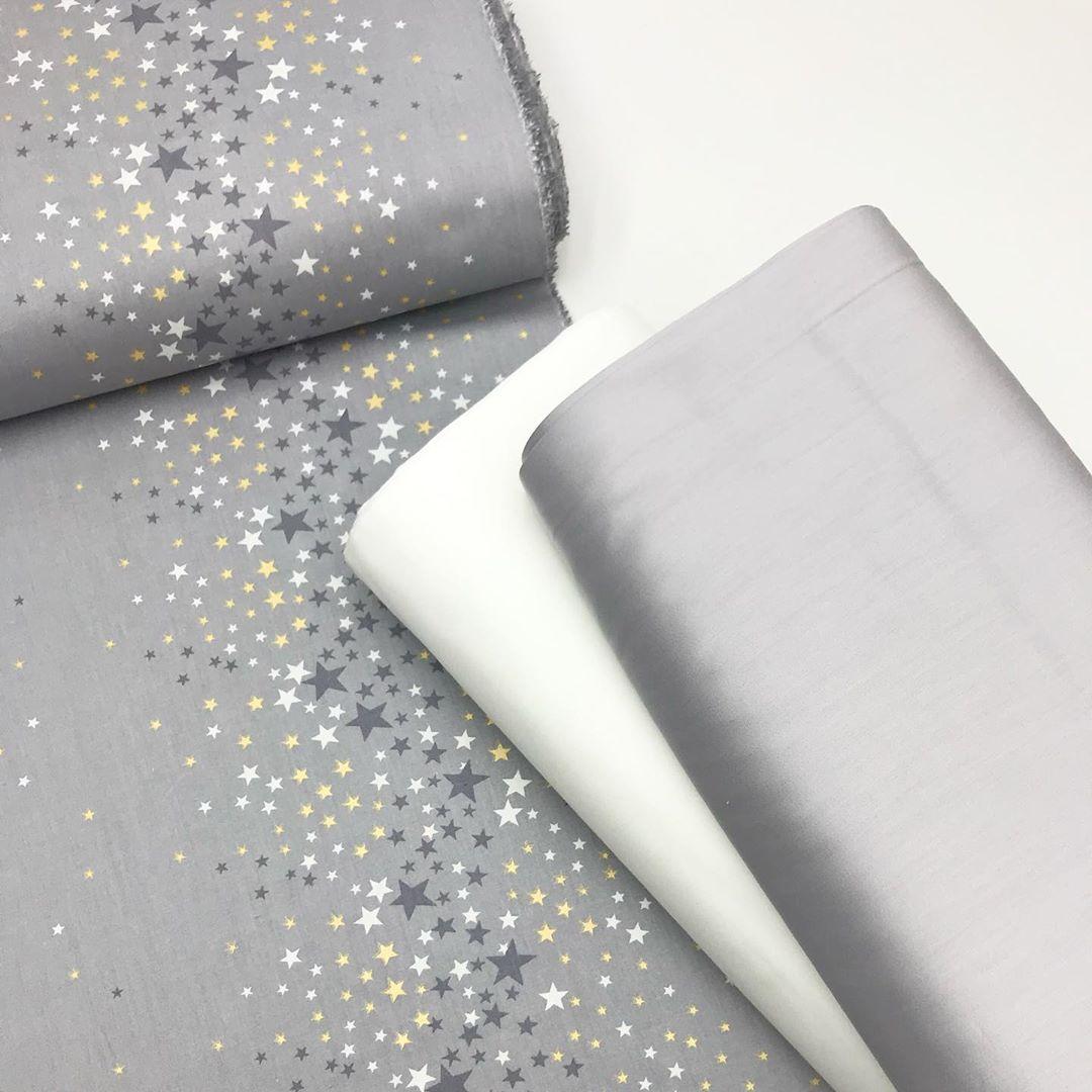Ткань сатин для пошива постельного белья