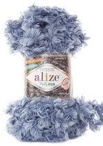 Пряжа Puffy Fur (Alize, Турция)
