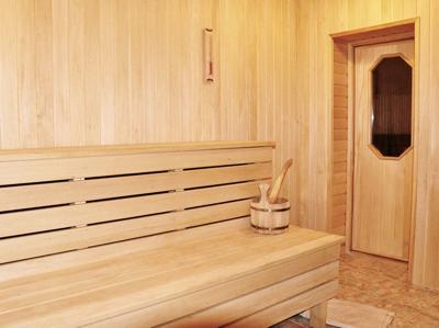 Строительство саун из дерева Липа
