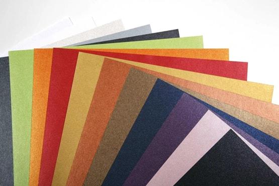 Варианты цветной бымаги