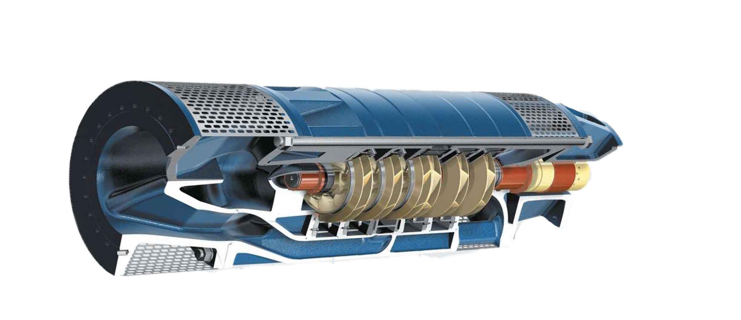 Глубинный насос для скважины до 50 метров конструкция