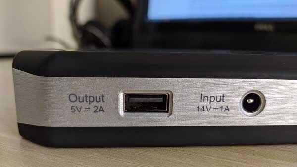 Разъемы пускового устройства Neoline Jump Starter 500A