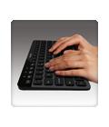 Клавиши Logitech Incurve