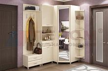 МЕЛИССА Мебель для прихожей в цвете Дуб Беленый