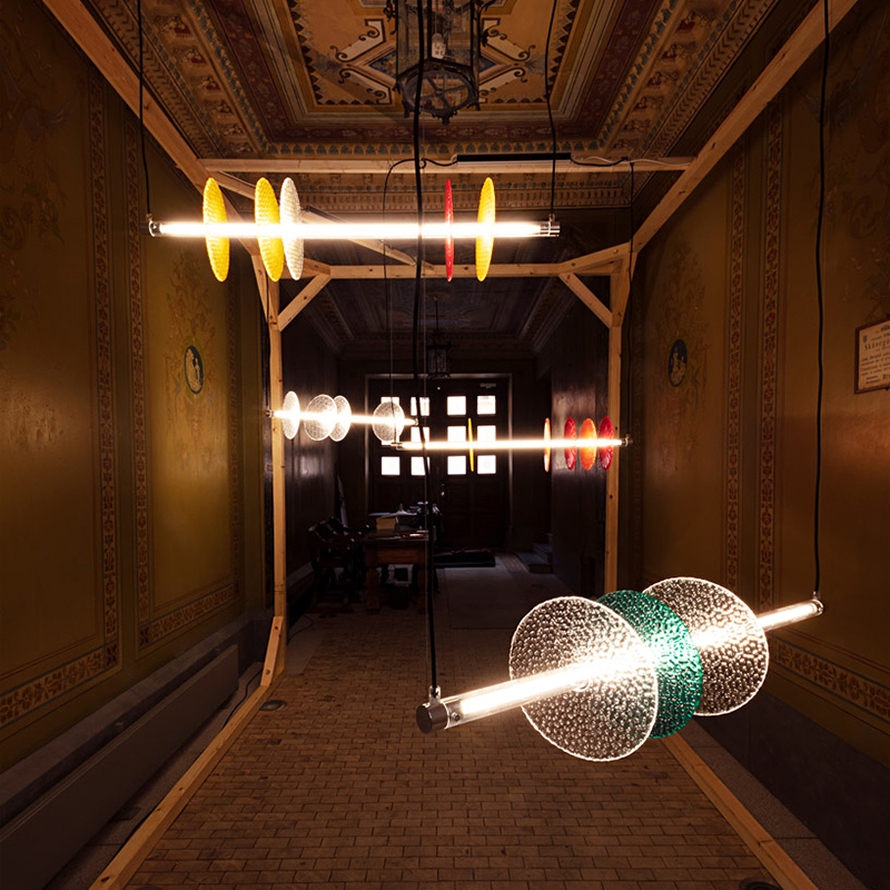 Светильники от Farg&Blanche