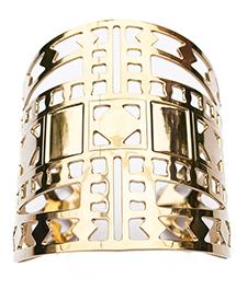 массивный браслет-манжет Vassily от Chic Alors-Paris