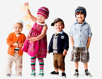 Магазин детской одежды из Турции