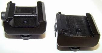 Адаптер APEL для BURRIS/Bushnell - Laserscope, под основания с регулировкой базы (BH=10.2/7.4 mm)