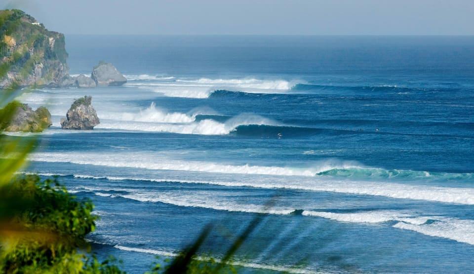 Рифовые споты Букита, Бали