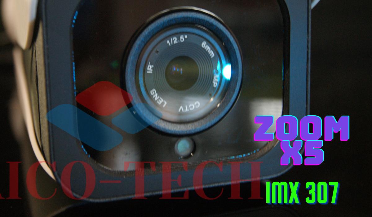 CAICO ZOOM X5 CMOS SONY IMX 307