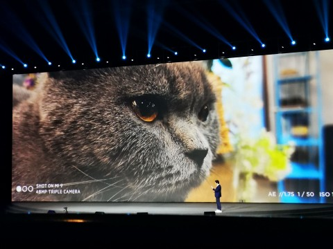 Xiaomi MI 9 разрешение камеры