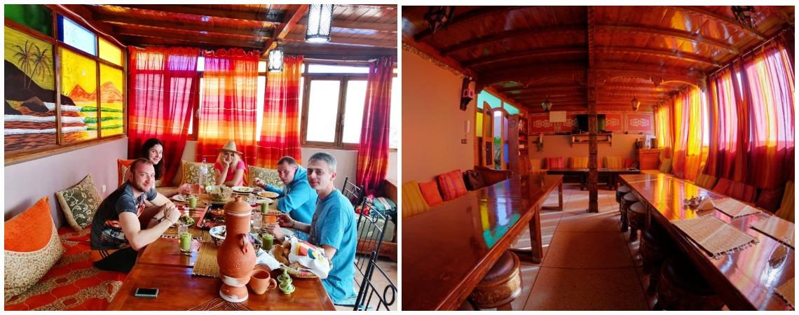 Русский серф-кемп в Агадире Марокко