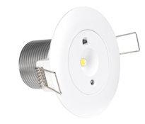 Starlet White SO светильники аварийного освещения открытых пространств для учебных заведений