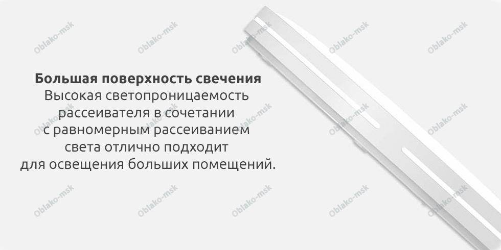 Умный светодиодный потолочный светильник Xiaomi Yeelight Jade Ceiling Light Mini 350 STARRY Wi-Fi