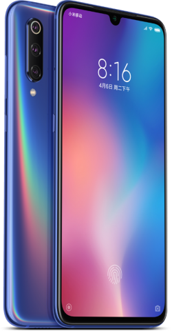 Xiaomi MI 9 синий