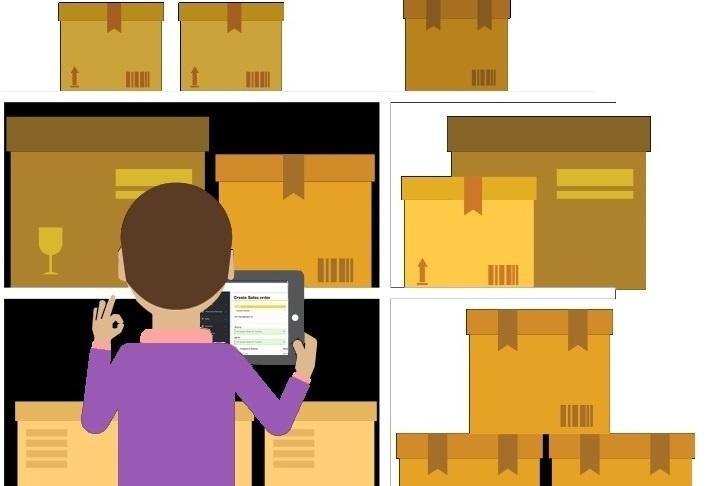 Автоматизация инвентаризации возможна только с использованием программ складского учета