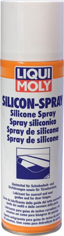 Силиконовый спрей, не содержащий минеральных масел и жиров