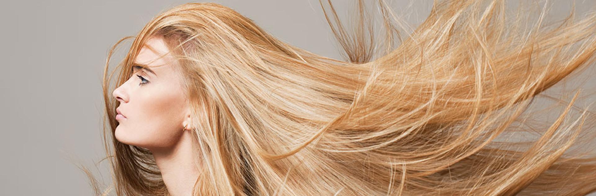 шампунь против желтизны волос