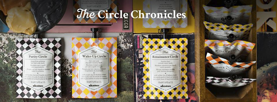 Davines The Circle Chronicles фото