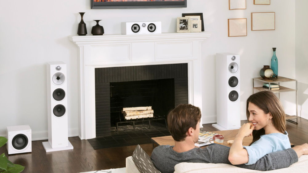 Напольная акустика B&W 603