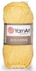 Пряжа Eco Cotton YarnArt - купить пряжу Эко Коттон в интернет-магазине недорого наложенным платежом klubokshop.ru