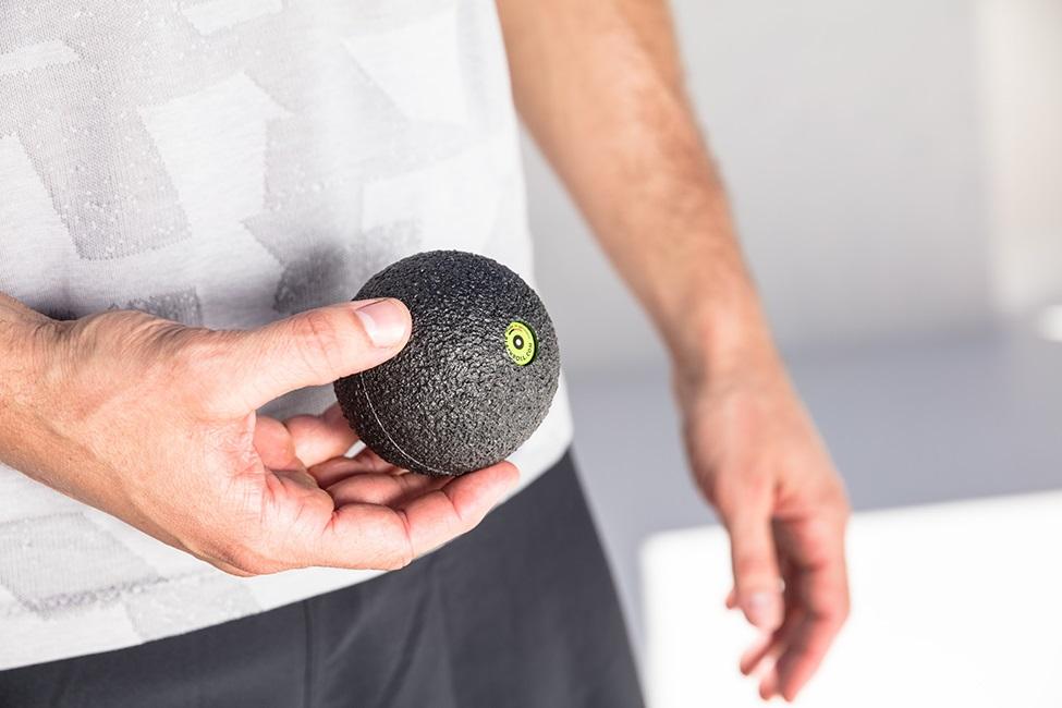 Вправи з м'ячем BLACKROLL