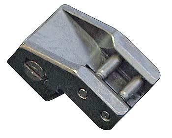 Задняя `нога` поворотного кронштейна APEL/EAW под LM призму на основание с рычажным замком Sauer 202 (BH11.5mm; KR=17.0mm)