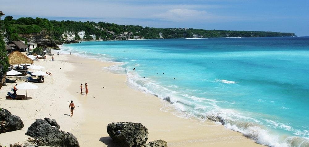 Бали, пляж Дримлэнд