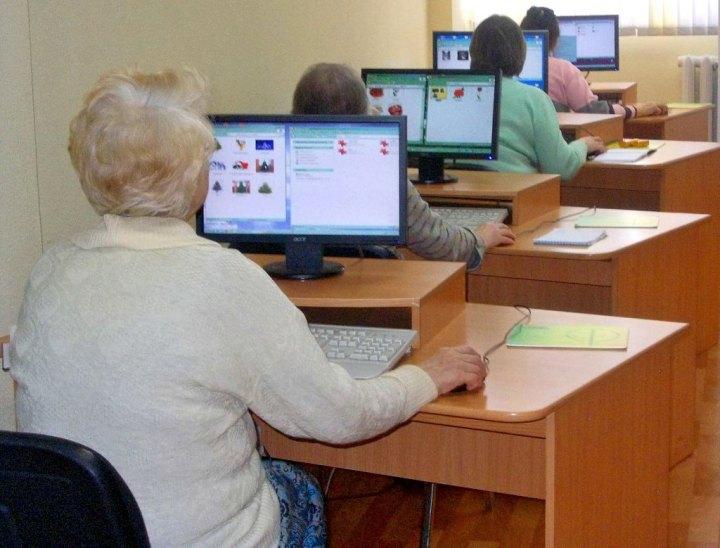 Люди предпенсионного возраста плохо обучаются компьютерным новшествам