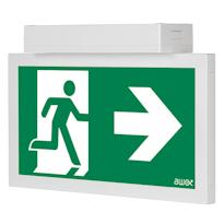 INFINITY II AC Эвакуационные световые указатели для школ и детских садов