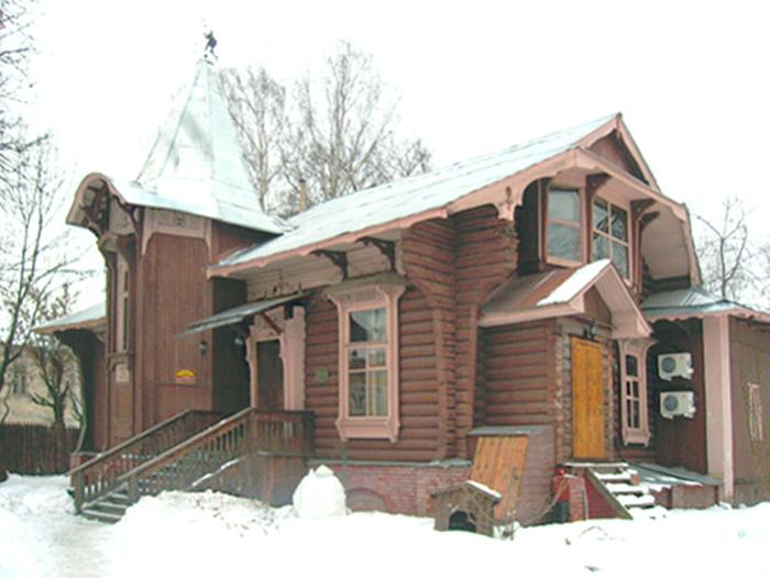 Фото дома Лыжина.