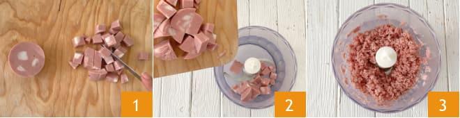 Тефтели на сковороде рецепт пошагово, 1-3