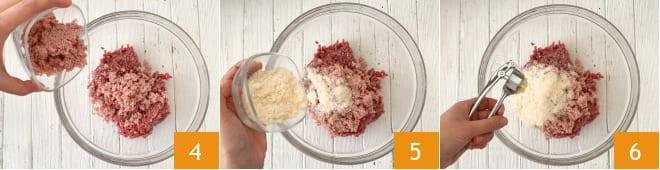 Тефтели на сковороде рецепт пошагово, 3-6