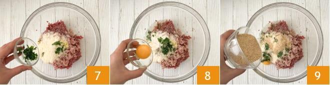 Фрикадельки на сковороде рецепт пошагово 7-9