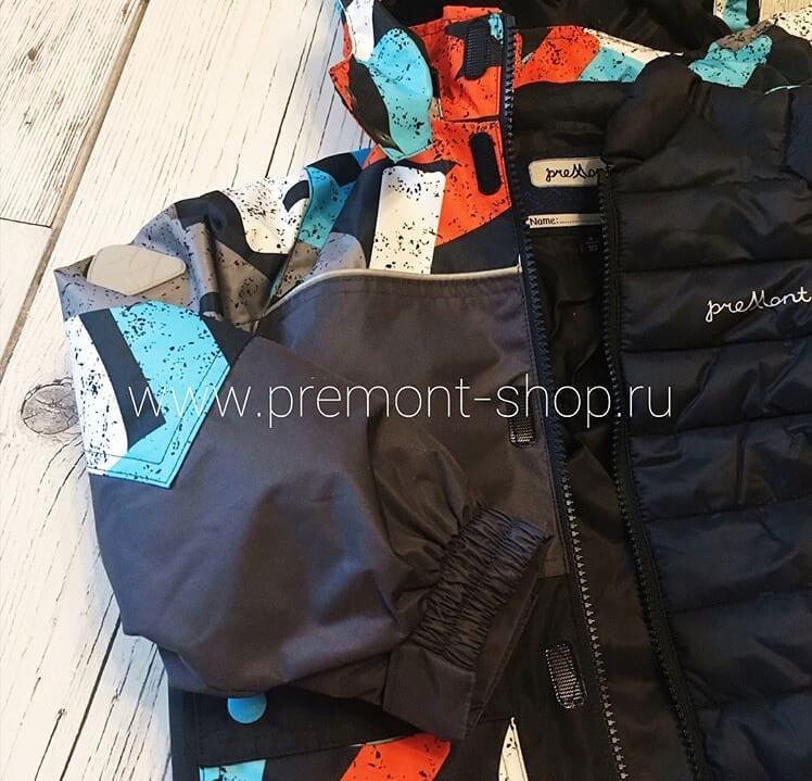 Куртка Premont весна-осень Краски Сент-Джонс S18264