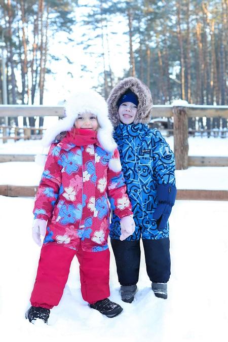 Комбинезон Premont Нежная фиалка WP91172 Corall купить в интернет-магазине Premont-shop